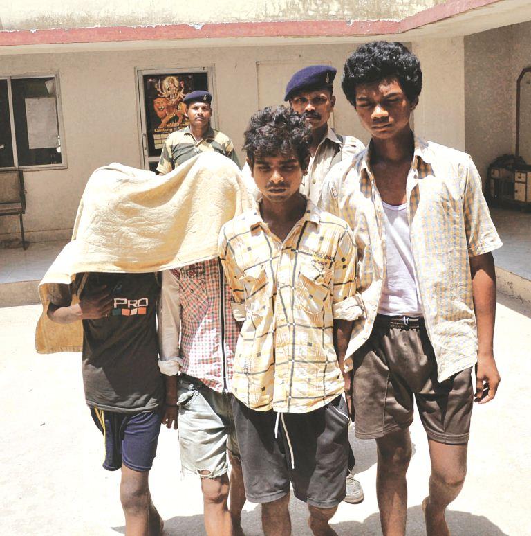 juvenile asian boys nude