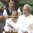 Narendra Modi In Parliament