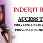 Inderjit Badhwar on Access to Justice