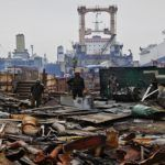 Alang, Gujarat World's biggest ship breaking yard turns killer from Youtube