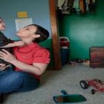 Mentally-ill mom battles for custody