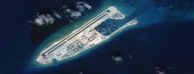 That is the message behind China's belligerent reaction to an adverse ruling by an international arbitration court over the South China Sea. Its sole agenda is dominance over seas.