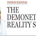 Inderjit Badhwar (The Demonetization Reality Show)