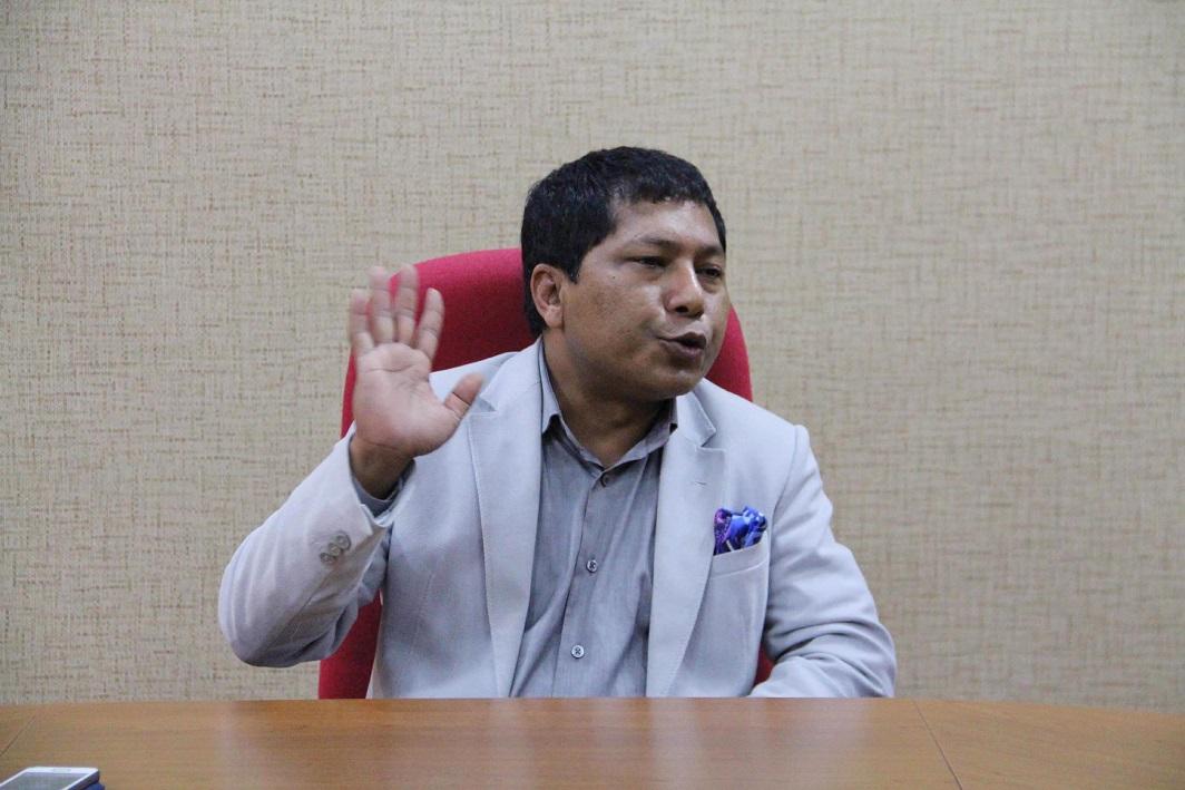 Meghalaya Chief Minister Mukul Sangma. Photo: UNI