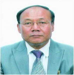 Mr Justice T Vaiphei