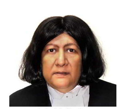 Justice Indira Banerjee, the Chief Justice of the Madras High Court