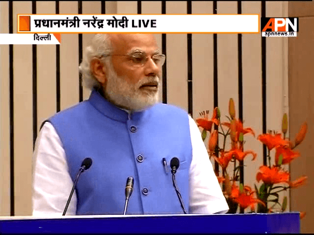 Baba Saheb was messiah of all labourers, he was the architect of foundation labour laws: PM Modi