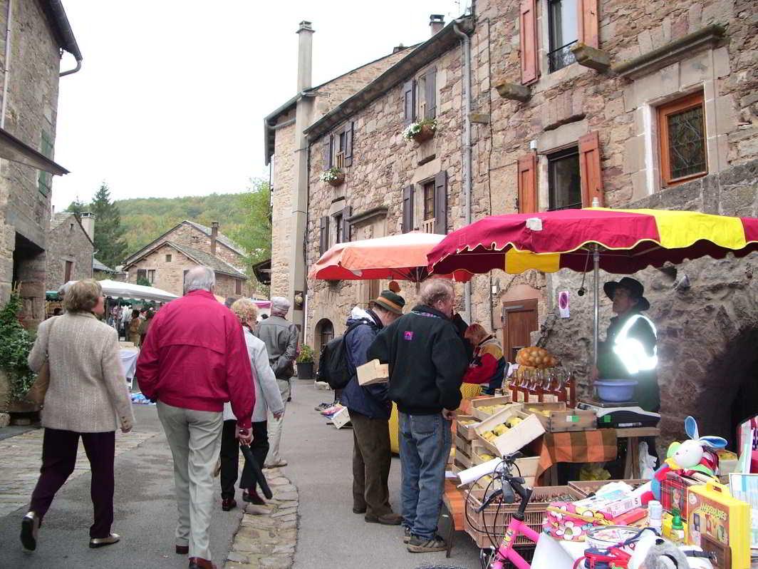 Fêtes des Châtaignes (Chestnut Festival)