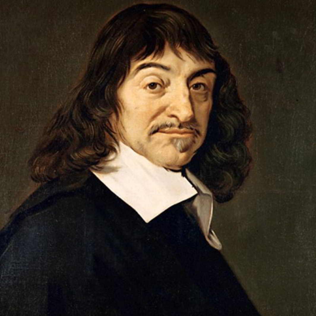 French philosopher René Descartes