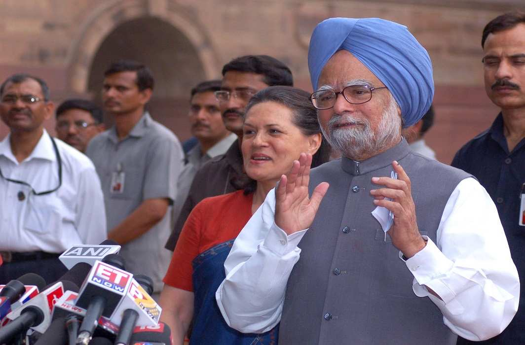 Manmohan Singh has the best credentials to be Congress president, but he can't force the party to change tack, UNI
