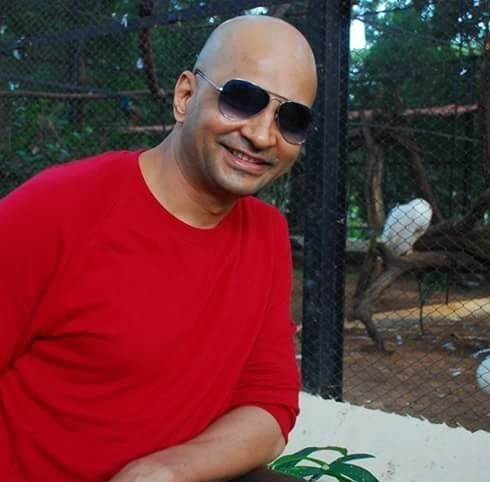 File photo of Indrajit Lankesh