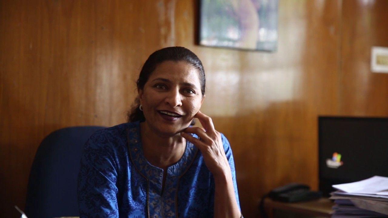 File photo of Kavita Lankesh