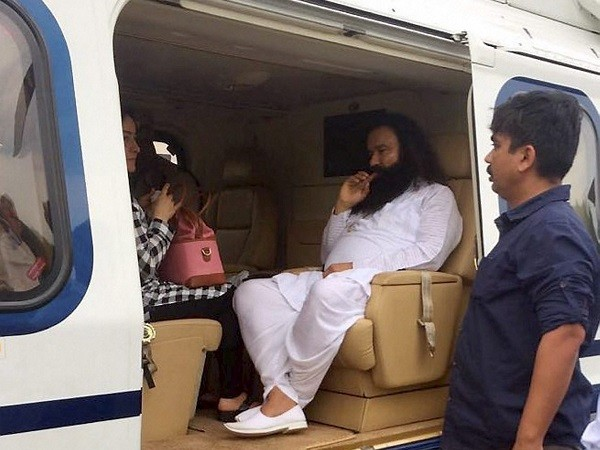 Lookout notice against Dera chief's 'adopted daughter' Honeypreet for inciting violence, attempting to free Ram Rahim
