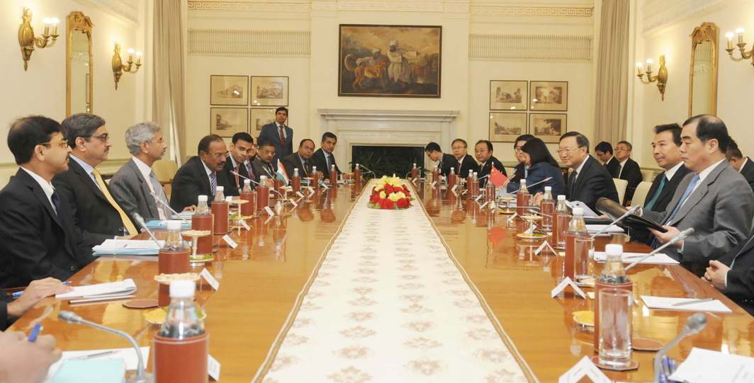 SPECIAL ASSIGNMENT: National Security Adviser Ajit Doval at the 20th Special Representatives talks between India and China, in New Delhi, UNI