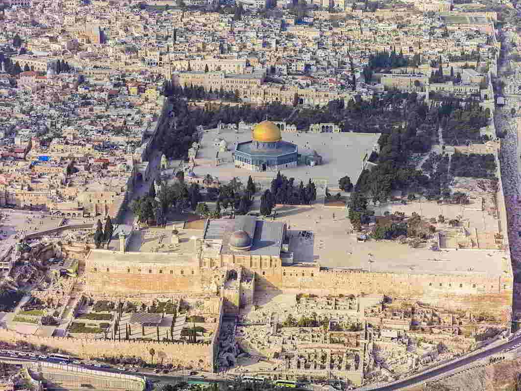 Aerial-Jerusalem-Temple_Mount