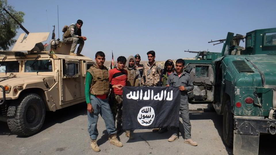 Afghanistn: Daesh controls two districts, Islamabad supports terror group