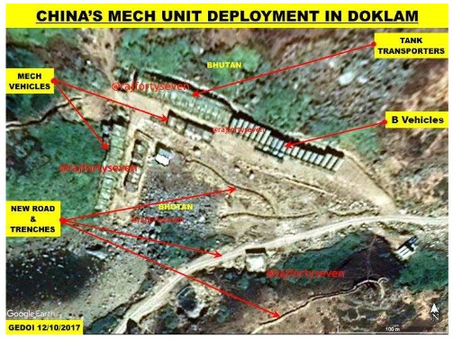 Chinese Build-up In Doklam: Congress Accuses Modi Govt of Misleading Country