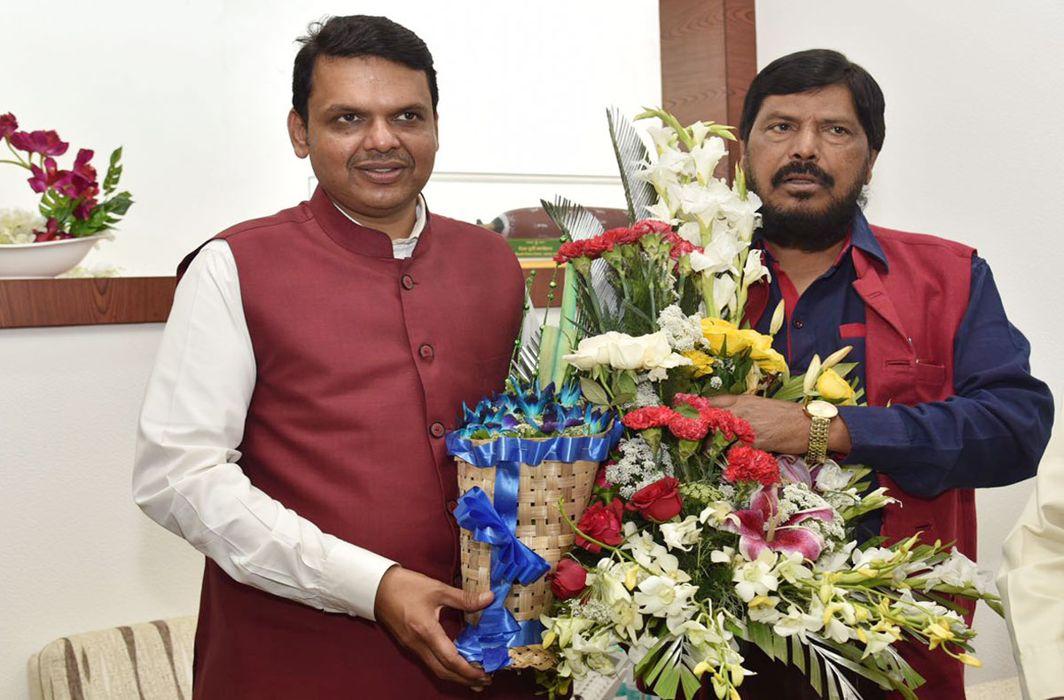 Ramdas Athawle denies Jignesh role in Bhima-Koregaon crisis