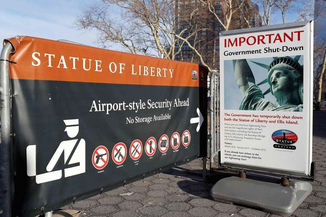 US shutdown ends after three days, Next deadline Feb 8
