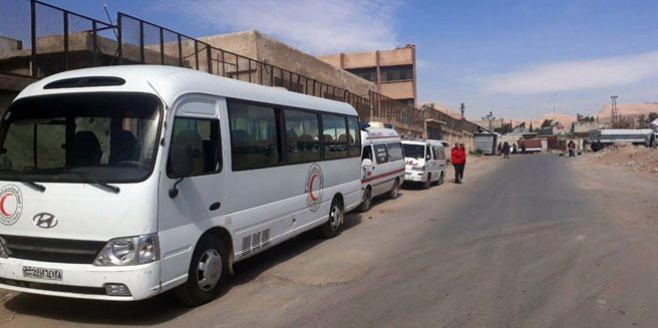 Syria: Rescue leaflets thrown in Eastern Ghouta