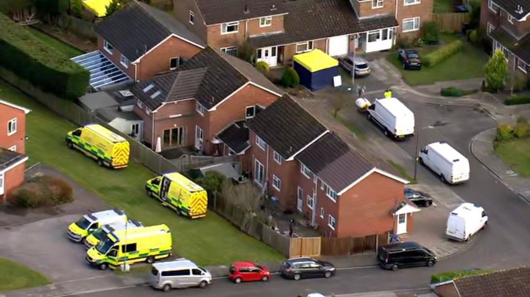British investigators: Skripals came in contact with nerve agent at home entrance