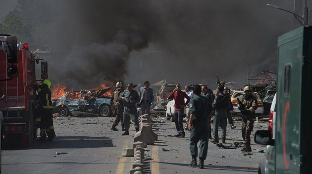 Kabul:Terrorist groups reject peace offer, kill 33 in a suicide explosion