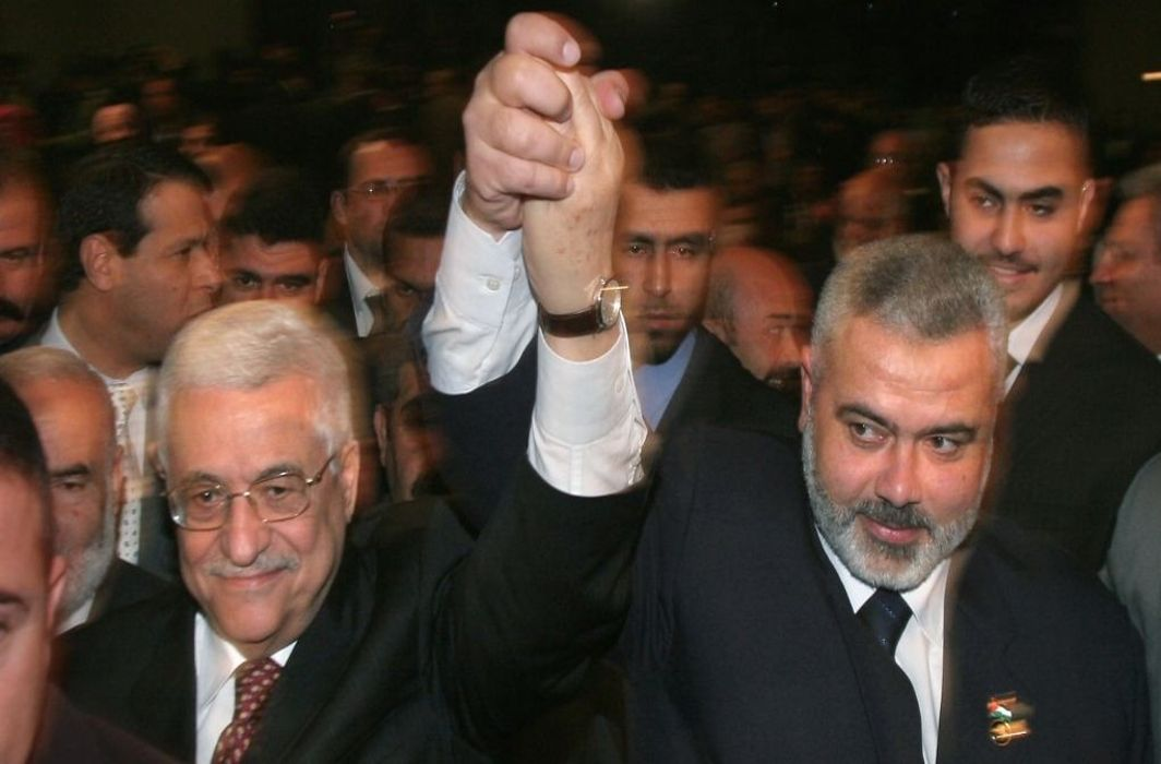 Mehmoud Abbas accuse Hamas for attack on PM