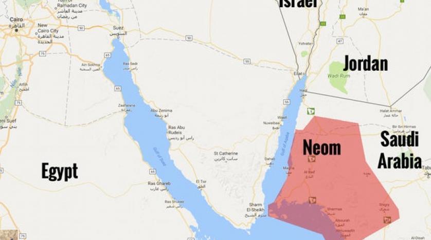 Saudi Arabia, Egypt to set up joint $10 b fund for mega-city