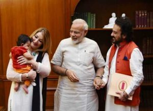 PM Modi welcomes 'Madina' - 3