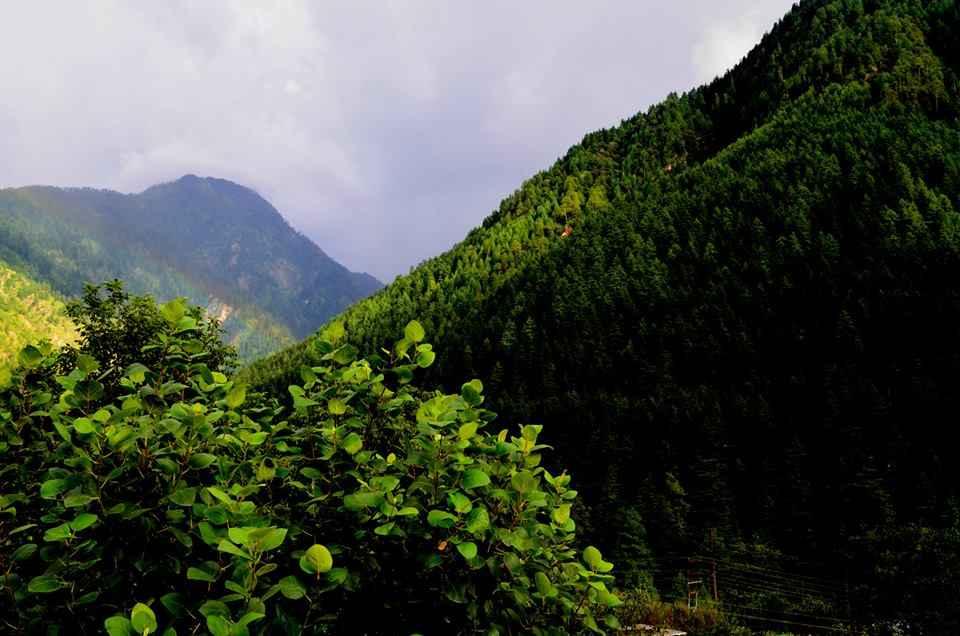 Kasol in Himachal Pradesh, courtesy Karan Kaushik