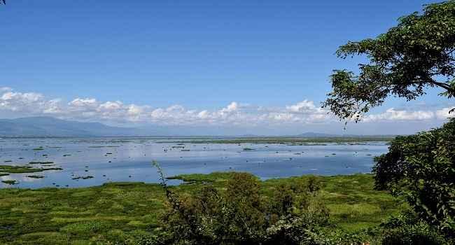 Loktak Lake in Manipur, courtesy Kh Manglembi