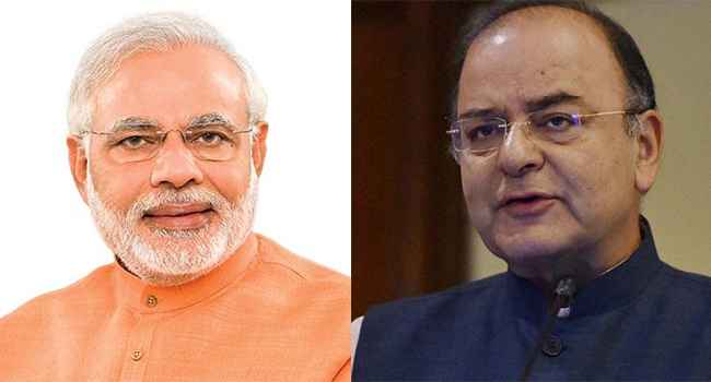 Modi, Jaitley look to high taxes