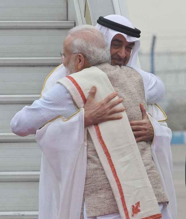 General Sheikh Mohammed Bin Zayed Al Nahyan